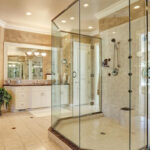 Shower door installation and repair