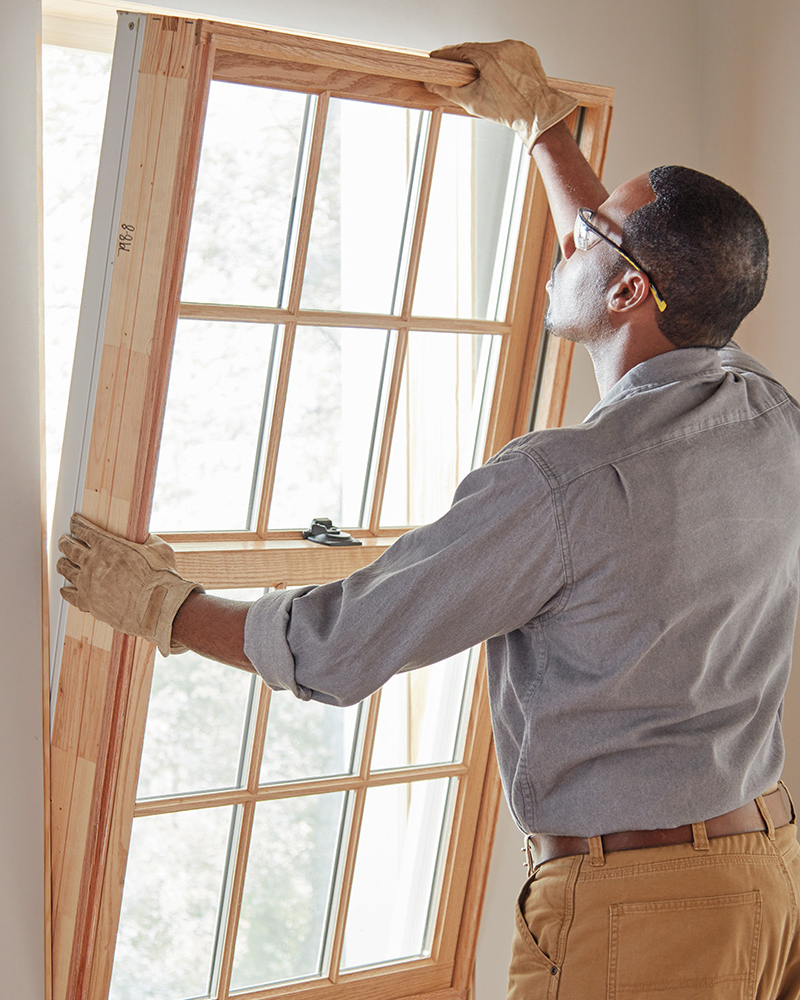 Window installation and repair